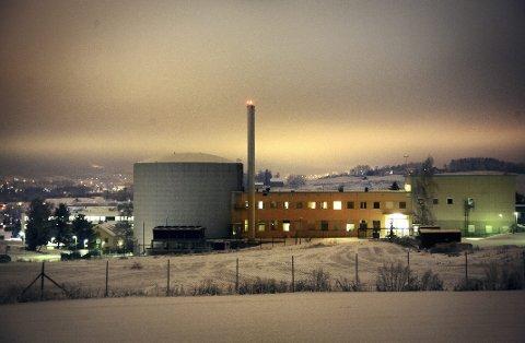 GLEMT: Atomreaktorene på Kjeller ble ikke tatt med når IFE søkte Stortinget om penger til nedbygging.