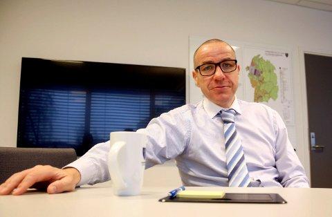 – Å si at Ullensakers økonomi er i krise, er langt unna sannheten, sier ordfører Tom Staahle (Frp).