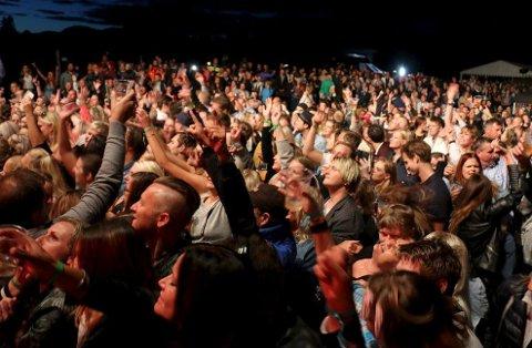 KAN HA VÆRT SISTE ÅRET: Det har vært Seilet Sportsbar AS som sto bak Bryggefestivalen, nå henger trolig festivalen for neste år i en tynn tråd.