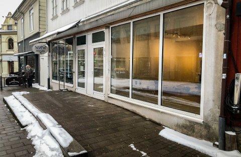 Fred Johannessen har lagt ned butikken i gågata og flyttet produksjonen til Borgenhaugen.