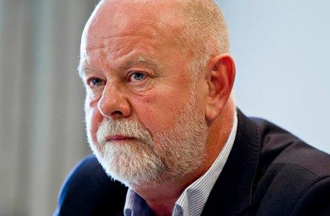 Terje Skyvulstad er nestleder i Utdanningsforbundet.
