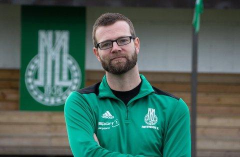 FÅR ARRANGERE: Prosjektleder i MIL, Ronny Bruun Hansen, er fornøyd med at det er gitt klarsignal for fotballskolen på Tau i juni. Arkivfoto: Aleksander Berge