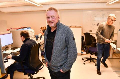 SELGER: Imatis og gründer Morten Andresen selger Imatis til DNV.