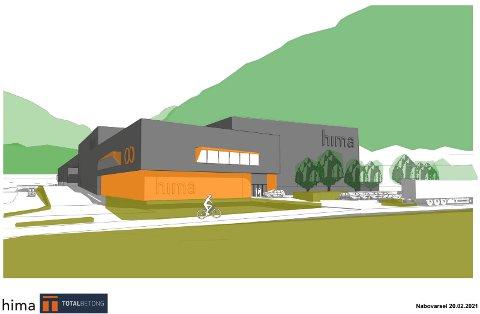 TELEMARKS STØRSTE BYGG? : Allerede i løpet av våren planlegger Hima Seafood byggestart av det som «blir det største anlegget av denne typen i Norge - et landanlegg for ørretoppdrett, basert på topp moderne resirkuleringsteknologi»