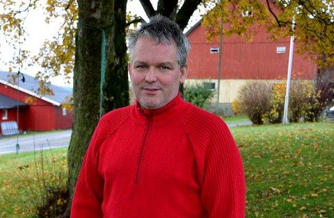 HØYRE: Sverre Vullum har skiftet fra Senterpartiet til Høyre, og er en av mange på listen til Heim Høyre til høstens kommunevalg.