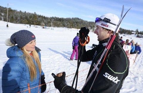 Blir foreldre: Ingrid Kvendset Ulset og Nils-Erik Ulset blir i vår foreldre for første gang.