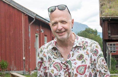 Kjell Ove Holsbøvåg.