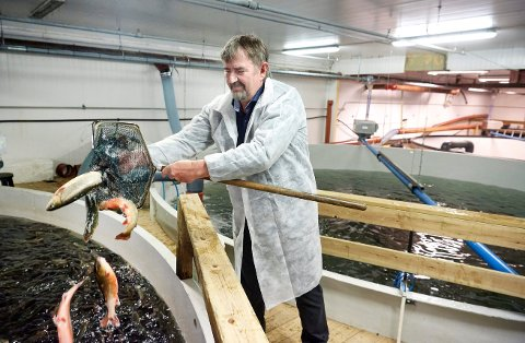 TAPTE PENGER: Over 200 små og store lokale investorer gikk inn med penger i Blåfjell-prosjektet.  Gründer John Helge Inderdal beklager nå på vegne av bedriftens ledelse og styre overfor alle aksjonærer, långivere og kreditorer.
