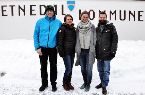 Styremedlemmer Inger Toril Holte Breien, leder Mari Nustad, sekretær Ole Morten Fossli, kasserer