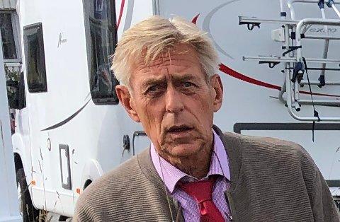 GÅRMEDUNDERSKUDD:Arnfinn Eduardsen er styreleder i GnistengruppenAS, et selskap der Nittedal kommune er både eier og kunde.