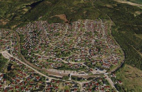 INGEN DISPENSASJONER: Kommunestyret ville heller forsere planen på Tumyrhaugen enn å gi flere unntak enn rådmannen foreslo.