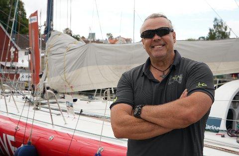 Bjørn William Lindgren (53) fra Son jobber som produsent og fotograf: - Da er det ingenting som kan gå feil