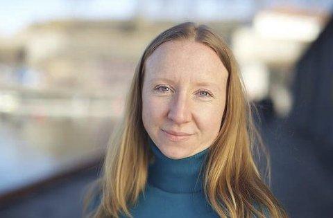 Inn i varmen: Etter høstens valg kan det hende MDG-lederen i Frogn, Linda Byström, sitter i kommunestyret.foto: CF-Wesenberg