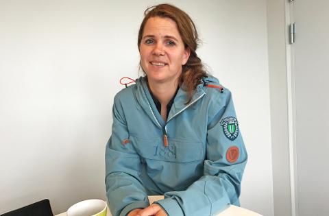VIL HA BEDRE TOGTILBUD: Solveig Schytz, leder av hovedutvalg for samferdsel i Akershus fylkeskommune til Ås Avis.