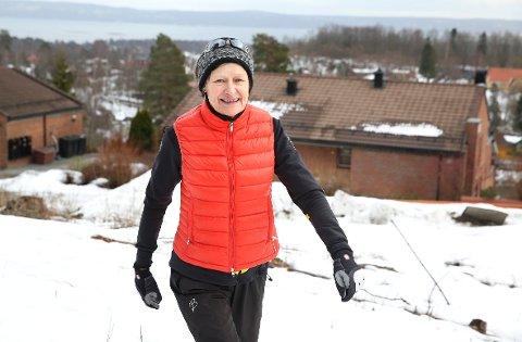 PENSJONIST: – Vi ønsket oss et annerledes hus, sier Inger-Marit Øymo (71) om boligdrømmen som brast hos Fylkesmannen.