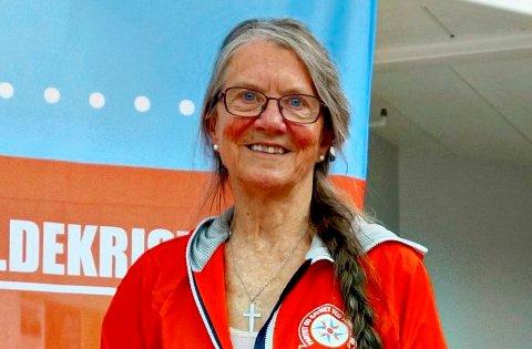 Kari Gullbjørg Hals. (Arkiv).