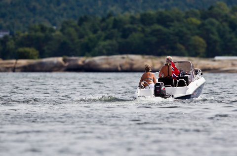 Førerkortet til bil kan ryke dersom du gjentatte ganger blir tatt for promillekjøring i båt. Illustrasjonsfoto: NTB Scanpix