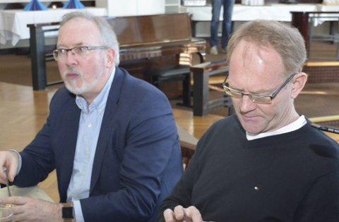 UTSETTE? Ordfører i Risør, Per Kr. Lunden, vil be om tre måneders utsettelse planprosessen, for å få endelig avklart blant annet næringsveien.