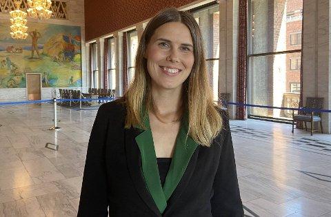 NY PROFIL: Sirin Stav overtar rollen som byråd for miljø og samferdsel i Oslo.