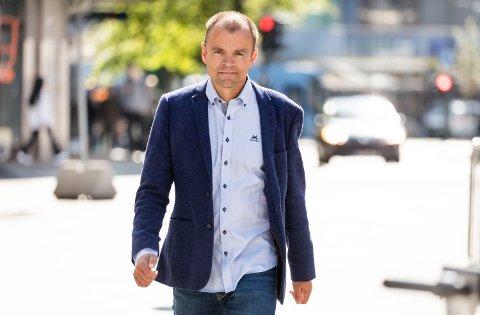 20210823: Avisa Oslos nye valgekspert, Svein Tore Marthinsen.