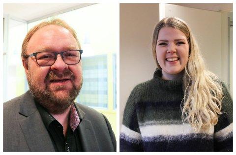 Morten Klementsen gir ordførar Sara Hamre Sekkingstad ros for å invitere til informasjonsmøter med gruppeleiarane.