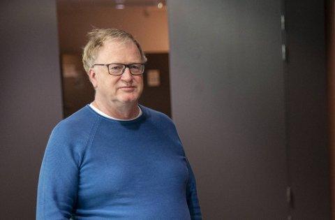 TRYGG: Trond Egil Hansen, medisinsk fagsjef i Bergen kommune.