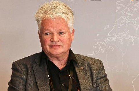 Geir Johnsen var politisk redaktør i Bodø Nu fra januar til april 2019. Nå skal han jobbe mer frilans for dem fremover.