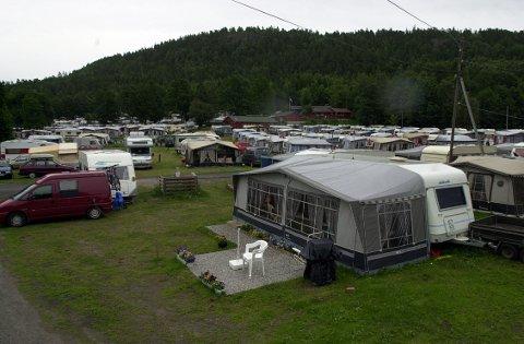 Regjeringen utsetter innføringen av nye sikkerhetsregler for campingplasser. Illustrasjonsfoto: Knut Fjeldstad / NTB scanpix           REQUESTS