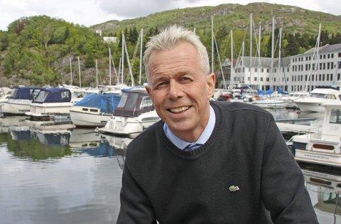 Informasjonssjef i Gjensidige, Arne Voll, tror opphevelsen av vannscooter-forbudet har økt støynivået.