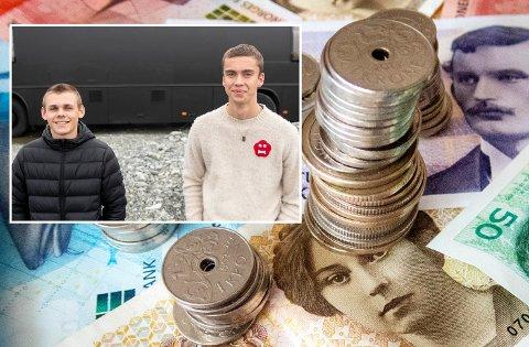 Kameratgjengen på russebussen «Mikkeruss» har fått kjenne på dugnadsviljen til det norske folk gjennom crowdfundingssiden Spleis.
