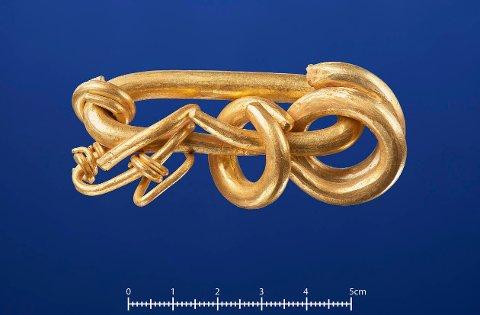 Trolig er gullringene som ble funnet på Espeland brukt som gaver til undersåtter, til å betale bøter og blodpenger eller som gave til gudene ved ofringer.