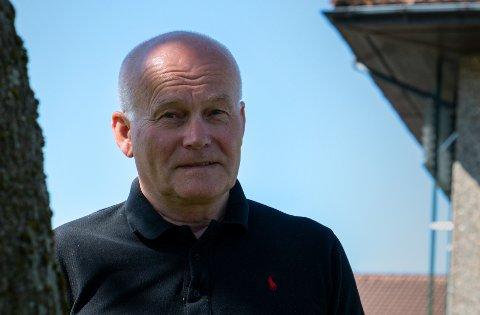 Kommuneoverlege Ole Bernt Lenning.