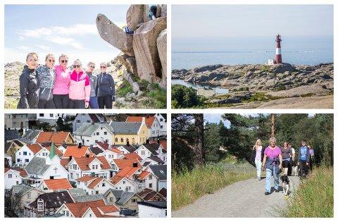 "FYRET OG ANDRE FYRTÅRN: Eigersund satser på noen definerte ""turistfyrtårn"". Eigerøy fyr, Trollpikken, trehusbebyggelsen i sentrum og turveien langs gamle jærbanen."