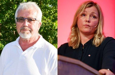 Tidligere Ap-medlem Odd Røren kommer med kraftsalver om prosessen rundt kommunesammenslåingen mot Arbeiderpartiet og partisekretær Kjersti Stenseng.