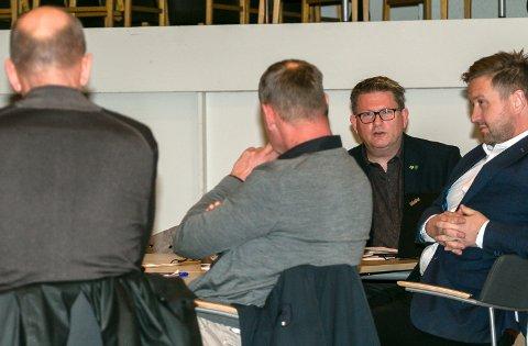 Det ble en opphetet debatt da representantskapet i Follo Brannvesen IKS diskuterte kostnadsfordelingen mellom kommunene. Enebakks ordfører Hans Kristian Solberg sa det er et prinsipp at kostnadene fordeles etter innbyggertall.