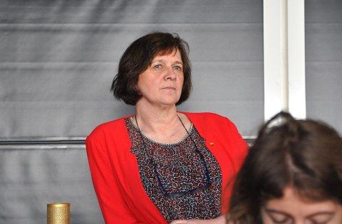 Leder for Finnmark Arbeiderparti og ordfører i Nordkapp kommune, Kristina Hansen