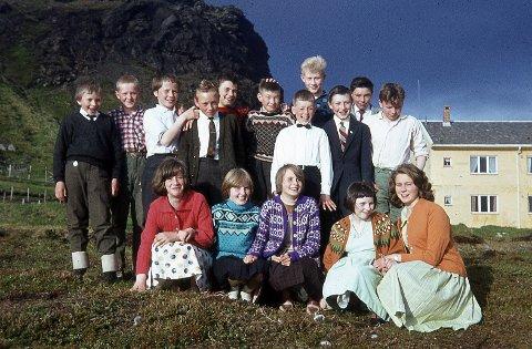 1. klasse Sarnes 1963