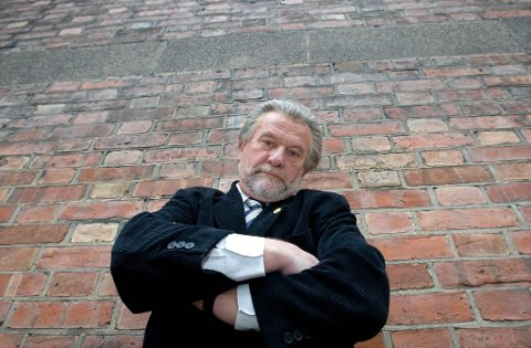 NRK-veteran Hans Wilhelm Steinfeld.