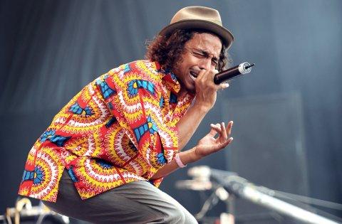 Svenske Jason Diakité, betre kjend som Timbuktu kjem til Utkant i juli.
