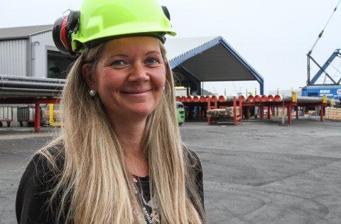 Cicilie Færestrand er ny HR-konsulent hos Ramco. Ho kjem frå stillinga som HR-leiar hos Fjord1.