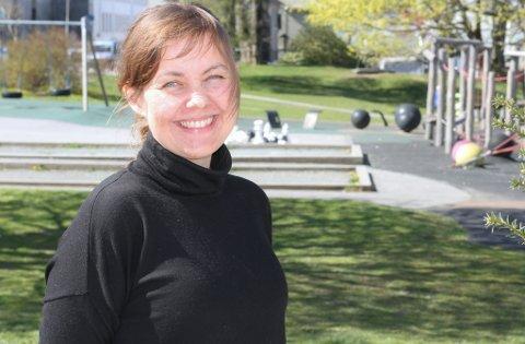 Psykolog Ragnhild Lysne jobbar i eMeistrings-programmet til Helse Førde.