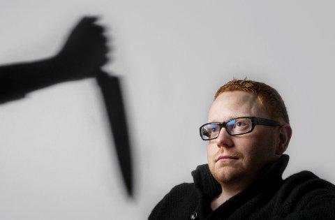 Krimkongen: Forfatter Jan-Erik Fjell er spent på bidragene.