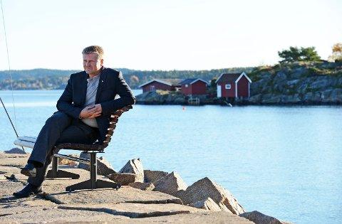 SØKER NY SJEFSJOBB: Rådmann i Hvaler, Dag Willien Eriksen, kan bli ny fylkesrådmann.