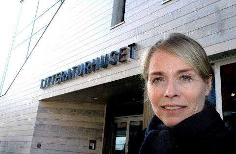 – En slik jobb kan man ikke si nei til, men det blir trist å forlate gode kolleger, sier Merete Lie som blir ny sjef for Deichman Hovedbibliotek i Oslo .