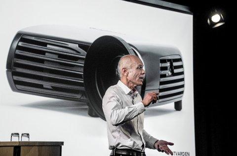 SAKSØKT AV TIDLIGERE ARBEIDSGIVER: Jørn Eriksen og ni andre Norxe-ansatte er saksøkt av elektronikkgiganten Barco.