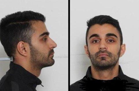 ETTERLYST: Oslo politidistrikt etterlyser Jaspinder Singh (28), som er siktet for drapsforsøk. (Politiet)