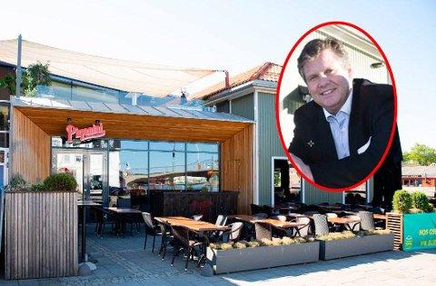 TAR KONTROLL: Pizzanini-eier Jan B. Johansen har kjøpt ut de øvrige medierne av Pizzanini. Nå tar han og to andre lokale investorer kontrollen over restauranten selv.