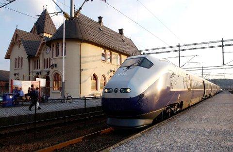 I påsken blir det buss mellom Rygge og Oslo S for de togreisende.
