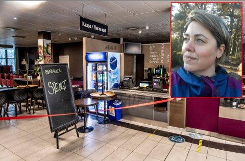 I 16 år har Elisabeth Jensen drevet Café Planken, som hun eide sammen med mannen sin. Etter nye og store investeringer satte koronaen inn – og mandag måtte hun begjære oppbud.
