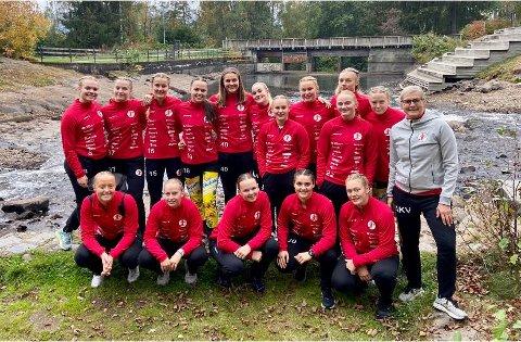 FBK er klare for spill i Lewrøyserien etter helgens kvalifisering på Lillehammer.